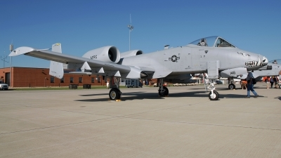 Photo ID 251100 by Rod Dermo. USA Air Force Fairchild A 10C Thunderbolt II, 79 0146