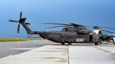 Photo ID 251101 by Alex Staruszkiewicz. Germany Army Sikorsky CH 53G S 65, 84 05
