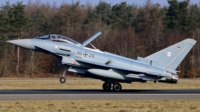 Photo ID 251104 by Rainer Mueller. Germany Air Force Eurofighter EF 2000 Typhoon S, 30 29