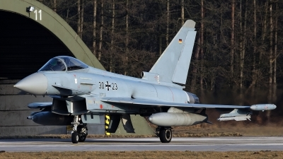 Photo ID 251123 by Rainer Mueller. Germany Air Force Eurofighter EF 2000 Typhoon S, 30 23