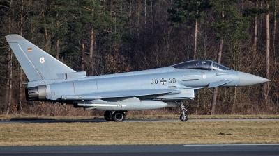 Photo ID 251136 by Rainer Mueller. Germany Air Force Eurofighter EF 2000 Typhoon S, 30 40
