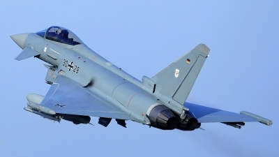 Photo ID 251137 by Rainer Mueller. Germany Air Force Eurofighter EF 2000 Typhoon S, 30 29