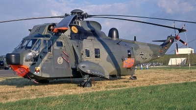 Photo ID 251170 by Peter Fothergill. Germany Navy Westland Sea King Mk41, 89 66