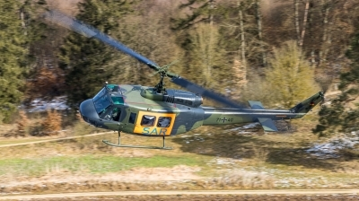 Photo ID 251211 by Andreas Zeitler - Flying-Wings. Germany Army Bell UH 1D Iroquois 205, 71 40