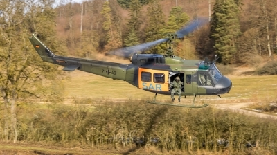 Photo ID 251212 by Andreas Zeitler - Flying-Wings. Germany Army Bell UH 1D Iroquois 205, 71 40