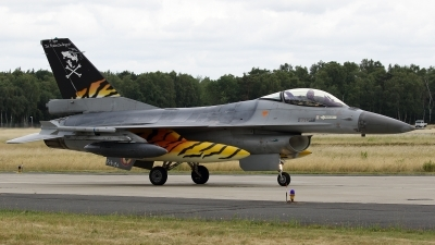 Photo ID 251207 by Walter Van Bel. Belgium Air Force General Dynamics F 16AM Fighting Falcon, FA 94