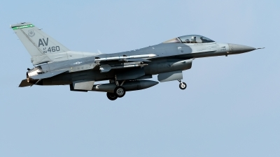 Photo ID 251221 by Varani Ennio. USA Air Force General Dynamics F 16C Fighting Falcon, 88 0460
