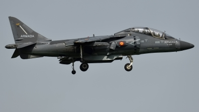Photo ID 251223 by Jesus Peñas. Spain Navy McDonnell Douglas TAV 8B Harrier II, VA 1B 40