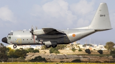 Photo ID 251274 by Duncan Portelli Malta. Belgium Air Force Lockheed C 130H Hercules L 382, CH 11