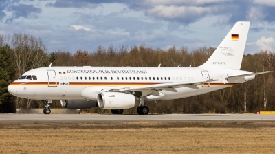 Photo ID 251298 by Andreas Zeitler - Flying-Wings. Germany Air Force Airbus A319 133X CJ VC 1A, 15 03