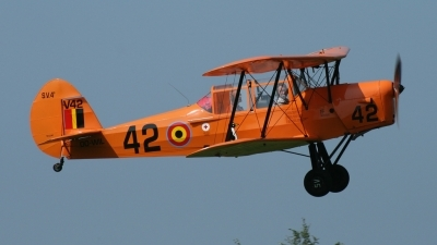 Photo ID 28096 by Toon Cox. Private Private Stampe Vertongen SV 4B, OO WIL