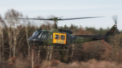 Photo ID 251359 by Thomas Ziegler - Aviation-Media. Germany Army Bell UH 1D Iroquois 205, 71 40