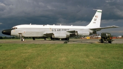 Photo ID 252110 by Peter Fothergill. USA Air Force Boeing RC 135V Rivet Joint 739 445B, 64 14848