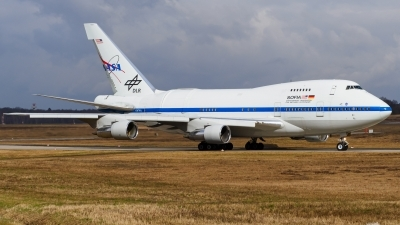 Photo ID 251404 by Stefan Schmitz. USA NASA Boeing 747SP 21, N747NA