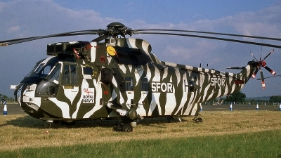 Photo ID 251449 by Peter Fothergill. UK Navy Westland Sea King HC4, ZD477