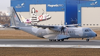 Photo ID 251430 by Andrey Nesvetaev. Poland Air Force CASA C 295M, 024