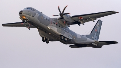 Photo ID 251428 by Andrey Nesvetaev. Poland Air Force CASA C 295M, 024