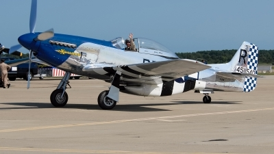 Photo ID 251433 by Rod Dermo. Private Private North American P 51D Mustang, N151W