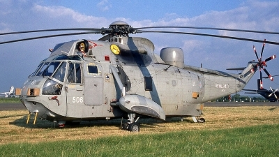 Photo ID 252109 by Peter Fothergill. UK Navy Westland Sea King HAS 6, ZD634