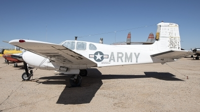 Photo ID 251476 by W.A.Kazior. USA Army Beech L 23F Seminole, 56 3701