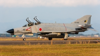 Photo ID 251520 by Andreas Zeitler - Flying-Wings. Japan Air Force McDonnell Douglas F 4EJ Phantom II, 97 8421