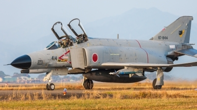 Photo ID 251522 by Andreas Zeitler - Flying-Wings. Japan Air Force McDonnell Douglas F 4EJ KAI Phantom II, 87 8414