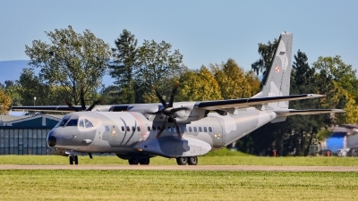 Photo ID 251697 by Radim Spalek. Poland Air Force CASA C 295M, 013