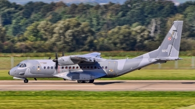 Photo ID 251700 by Radim Spalek. Poland Air Force CASA C 295M, 025