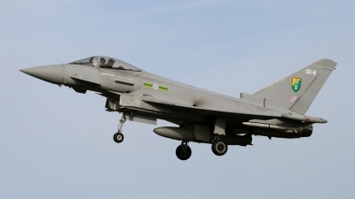 Photo ID 28128 by Gary Stedman. UK Air Force Eurofighter EF 2000 Typhoon F2, ZJ927