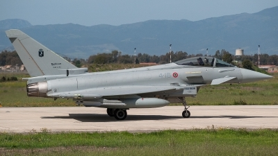 Photo ID 251611 by Giampaolo Tonello. Italy Air Force Eurofighter F 2000A Typhoon EF 2000S, MM7285