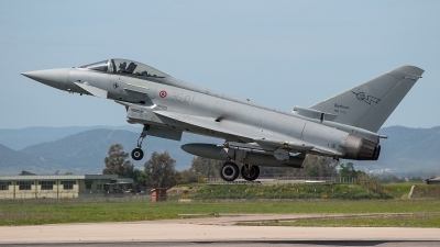 Photo ID 251613 by Giampaolo Tonello. Italy Air Force Eurofighter F 2000A Typhoon EF 2000S, MM7276