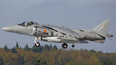 Photo ID 28141 by Mick Balter - mbaviation-images. Spain Navy McDonnell Douglas EAV 8B Harrier II Plus, VA 1B 29