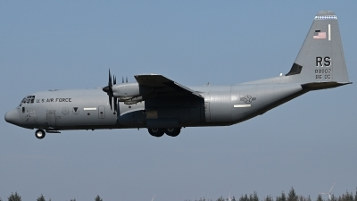 Photo ID 251776 by Moritz Borstell. USA Air Force Lockheed Martin C 130J 30 Hercules L 382, 08 8602