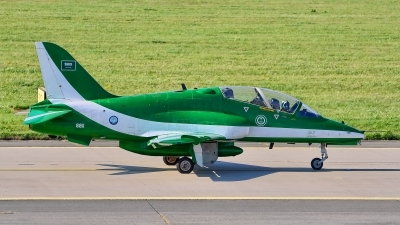 Photo ID 251800 by Radim Spalek. Saudi Arabia Air Force British Aerospace Hawk Mk 65A, 8811