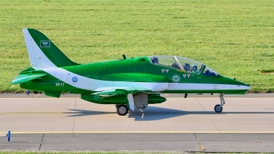 Photo ID 251802 by Radim Spalek. Saudi Arabia Air Force British Aerospace Hawk Mk 65A, 8817