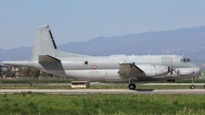 Photo ID 251823 by Giampaolo Tonello. France Navy Breguet ATL2 Atlantique NG, 24
