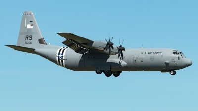 Photo ID 251828 by Monica De Guidi. USA Air Force Lockheed Martin C 130J 30 Hercules L 382, 11 5736