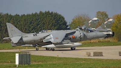 Photo ID 28154 by Mick Balter - mbaviation-images. Spain Navy McDonnell Douglas EAV 8B Harrier II Plus, VA 1B 29