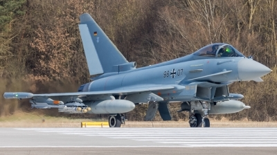 Photo ID 251886 by Andreas Zeitler - Flying-Wings. Germany Air Force Eurofighter EF 2000 Typhoon S, 98 07