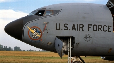 Photo ID 251914 by Alex Staruszkiewicz. USA Air Force Boeing KC 135R Stratotanker 717 100, 61 0312