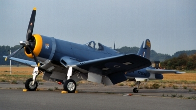 Photo ID 251938 by Alex Staruszkiewicz. Private Old Flying Machine Company Goodyear FG 1D Corsair, G BXUL