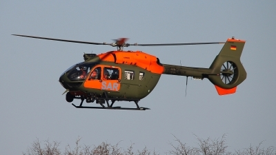 Photo ID 252008 by Niels Boor. Germany Army Airbus Helicopters H145 LUH SAR, 77 04