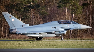 Photo ID 252032 by Rainer Mueller. Germany Air Force Eurofighter EF 2000 Typhoon T, 30 71