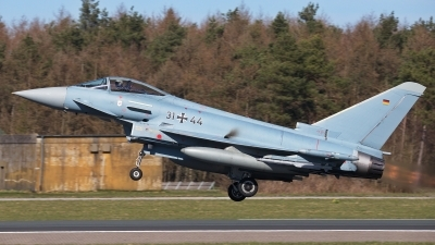 Photo ID 252033 by Rainer Mueller. Germany Air Force Eurofighter EF 2000 Typhoon S, 31 44