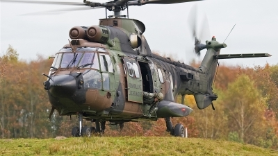 Photo ID 28175 by Alex van Noye. Netherlands Air Force Eurocopter AS 532U2 Cougar MkII, S 438