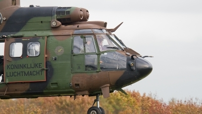 Photo ID 28176 by Alex van Noye. Netherlands Air Force Eurocopter AS 532U2 Cougar MkII, S 438