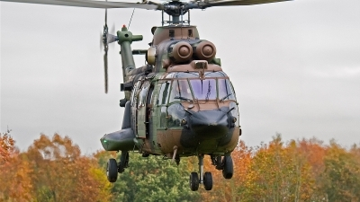 Photo ID 28177 by Alex van Noye. Netherlands Air Force Eurocopter AS 532U2 Cougar MkII, S 438