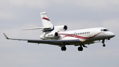 Photo ID 252071 by Walter Van Bel. Belgium Air Force Dassault Falcon 7X, OO LUM