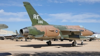 Photo ID 252088 by Sybille Petersen. USA Air Force Republic F 105D Thunderchief, 61 0086