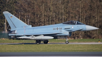 Photo ID 252097 by Rainer Mueller. Germany Air Force Eurofighter EF 2000 Typhoon S, 30 58